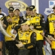 Kenseth Wants To Be Up Front When It Counts