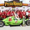 Franchitti Putting NASCAR In Rear-View Mirror