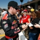 Vickers Earns Pole at Infineon