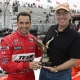 Castroneves Wins Second Quarter DOTY Vote