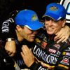 Harvick Wins Truck Finale