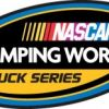 Crafton Back In Groove, Contention In Truck Series