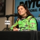 Stock Car Racing A Three-Letter Word For Danica