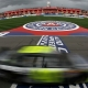 Johnson Holds Off Harvick To Win At Auto Club