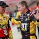 Burton Talks About Kyle Busch