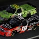 Busch holds off Bodine for Trucks win