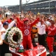 Great Scot: Franchitti Wins Second Indy 500