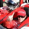 Dixon Wins 'BumperCar' Pole at Mid-Ohio