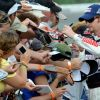 Woody: Junior Loses Races But Not Fans