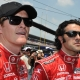 Franchitti Fastest At Milwaukee Mile