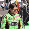 Japanese Fans Remember Danica's 'Big Night'
