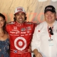 It's Party Time For IndyCar Champ Franchitti