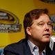 NASCAR's France Talks Secrecy, Wrecks, Chase