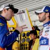 Homestead Update: Edwards Fastest, France Talks Change