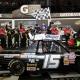 Emotional Waltrip Back In Victory Lane In Daytona