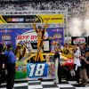Kyle Busch Rolls On In Thunder Valley