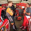 McMurray Drives To Pole At Sonoma Road Course