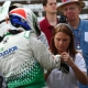 Simona Shows True Grit At Indianapolis