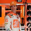 Logano Captures Pocono Pole