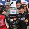 Newman Leads Stewart-Haas Charge In Loudon