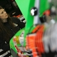 Woody: Danica Wriggles Way Into Daytona 500