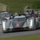 Audi R18s Lead Testing At Petit