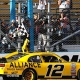 Hornish Wins Race; Stenhouse Closes In On Title