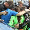 Danica Says Wreck Was A Real Eye-Opener