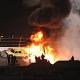 Montoya, Dryer Driver OK After Explosion