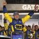 Matt Kenseth Wins One Bizarre Daytona 500