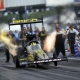 Lucas And Neff Lead NHRA Baytown Victory Parade