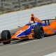 Kimball Gets First IndyCar Win