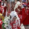 Franchitti Wins The 96th Indianapolis 500