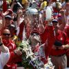 Race Day: Franchitti Adds To Laps Led Stat At Indy