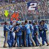 Keselowski's Dream Move's A Winner At Talladega