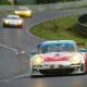 Qualifying Begins In Le Mans