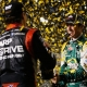 Bowyer Wins Race; Gordon In Chase, Busch Not