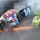 Kenseth Wins At Talladega Amid Flying Metal