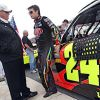 Gordon, Hendrick Talk About Replacing Junior