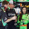 Danica and Gibson Looking Good Together
