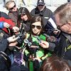 Danica: Walking On Track Was Not A Problem
