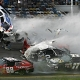 Fans Injured As Car Slams Fence At Daytona