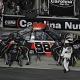 Sauter Holds Off Busch To Win DIS Truck Race