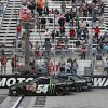 Kyle Busch Holds Off Rookie To Win Bristol