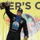 Hagan Closes Swing With Funny Car Victory