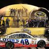 Jimmie Becomes NASCAR's All-Time All-Star