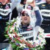 Kanaan Outruns His Past And The Field At Indy