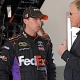 Hamlin Bumps Truex Jr. To Win Sprint Cup Pole At Dover