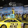 Keselowski Wins NNS Race At RIR