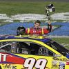 Edwards Wins Richmond: Chase Field Set